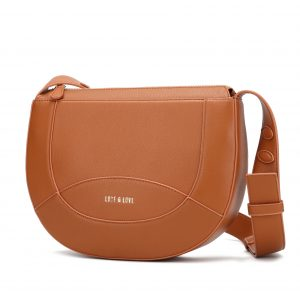 Daisy Crossbody Tan