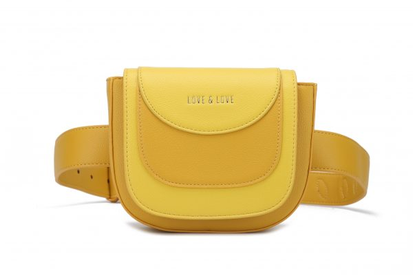 Sunflower Beltbag in Yellow